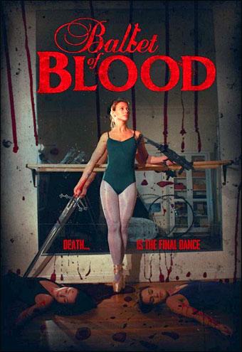 Кровавый балет / Ballet of Blood (2015) WEB-DLRip 720p | Rus
