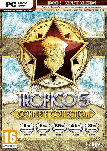Tropico 0: Complete Collection (2014) PC | Repack с R.G. Catalyst