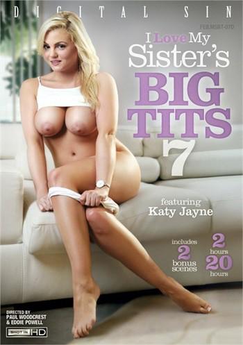 Я Люблю Большие Сиськи Моей Сестры 7 / I Love My Sister s Big Tits 7 (2017) DVDRip