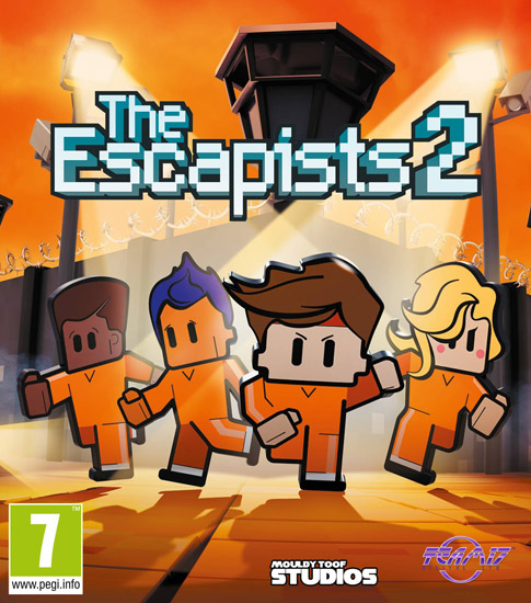 The Escapists 2 [Update 2 + 1 DLC] (2017) PC | RePack от xatab
