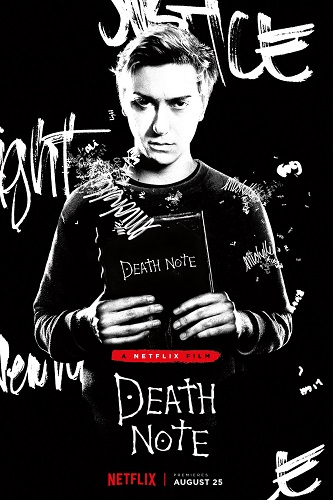 Death Note 2017 1080p HDRip X264 AC3-EVO
