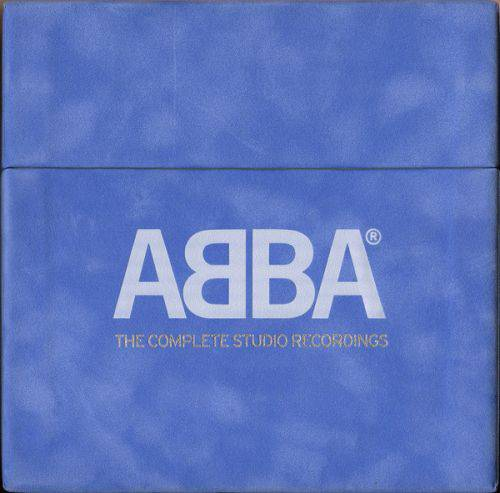 ABBA - The Complete Studio Recordings (2005)