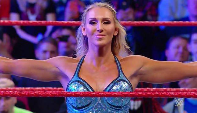 Шарлотт возвращается на ринг