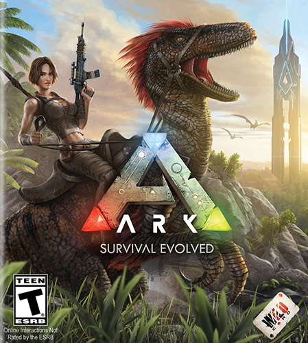 ARK: Survival Evolved (2017) PC | Repack от VickNet