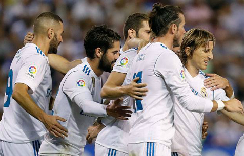 """""""Мадрид"""" проведет семь матчей в сентябре"""