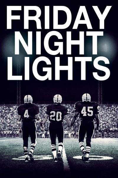 В лучах славы / Friday Night Lights (2004) WEB-DL 1080p | P | Open Matte