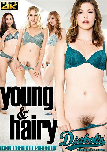 Молодые и Волосатые / Young And Hairy (2017) WEB-DL