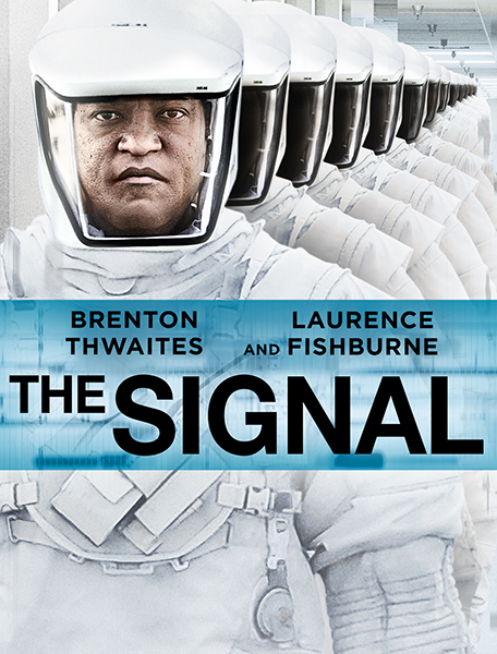 Сигнал / The Signal (2014) WEB-DLRip | P | Open Matte