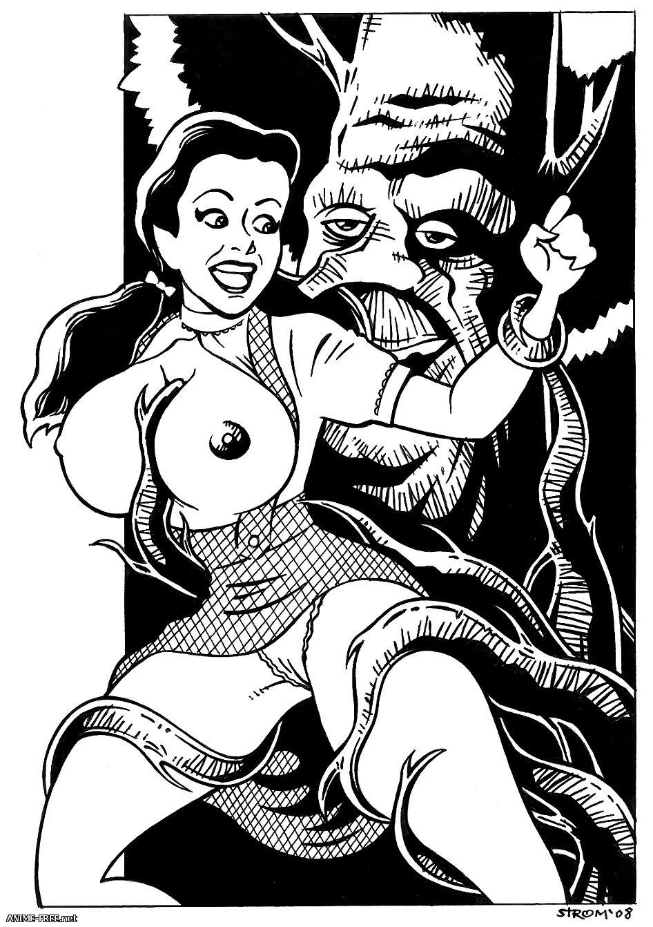 The Real Oz, The Wizard Of Ooz / Настоящая Волшебная Страна [Uncen] [RUS,ENG] Porn Comics