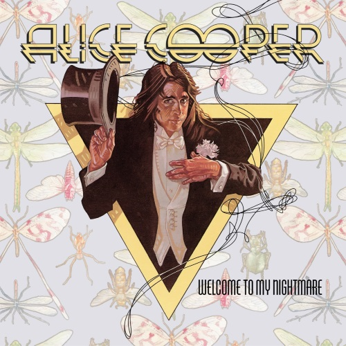 [TR24][OF] Alice Cooper - Welcome To My Nightmare - 1975 / 2001 (Rock, Hard Rock)