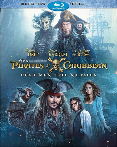 Pirates of the Caribbean Dead Men Tell No Tales 2017 1080p BluRay X264-AMIABLE