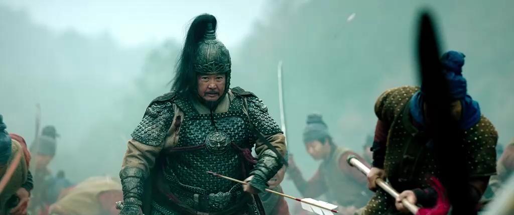 Бог войны (2017) HDRip-AVC