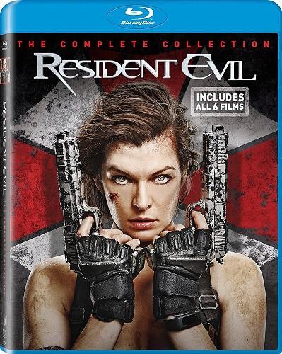 Resident Evil Pack 1080p x264
