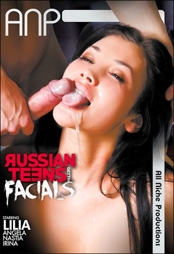 Russian Teens Getting Facials (2017) DVDRip |