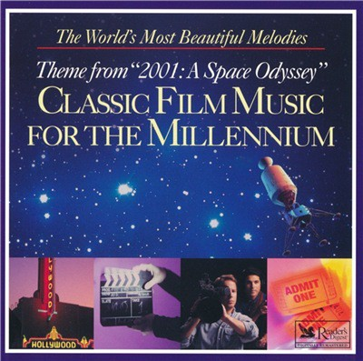 VA - Classic Film Music For The Millennium (2000) [MP3|320 Kbps] <Instrumental, Easy Listening, Soundtrack>