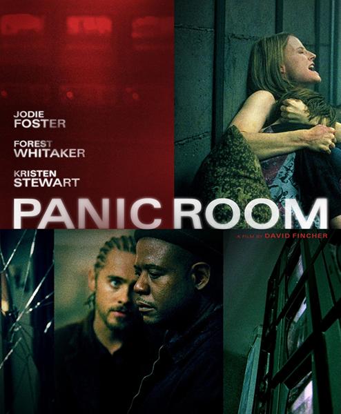 Комната страха / Panic Room (2002) WEB-DL 1080p | D, P, A