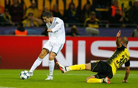 """Роналду сыграл 400-й матч за """"Реал Мадрид"""""""