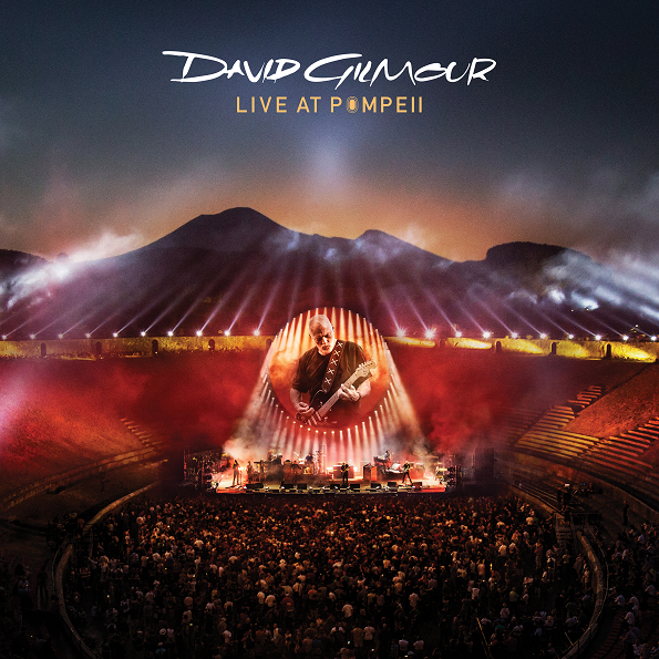 David Gilmour - Live at Pompeii [2CD] (2017) FLAC