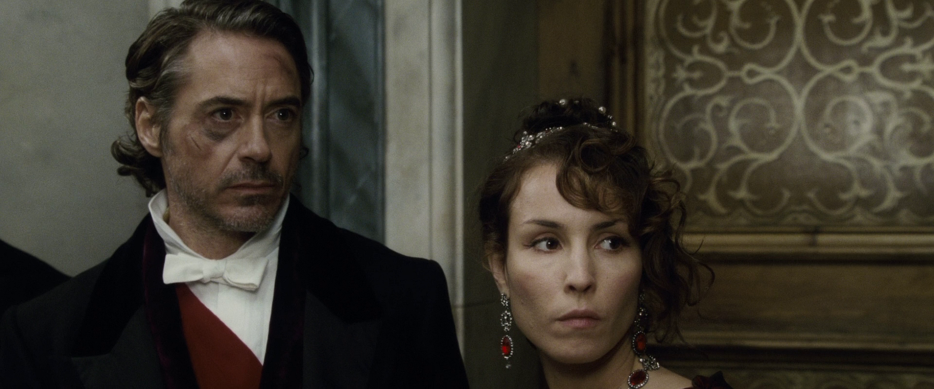 Шерлок Холмс: Дилогия / Sherlock Holmes: Dilogy (2009-2011/BDRip) 1080p, от HELLYWOOD
