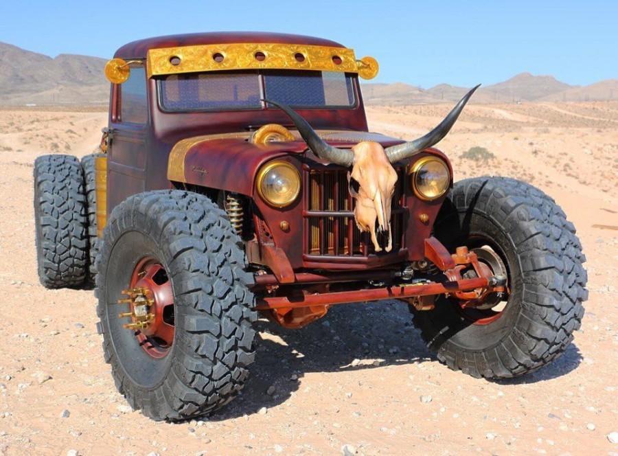 Пустынный тюнинг