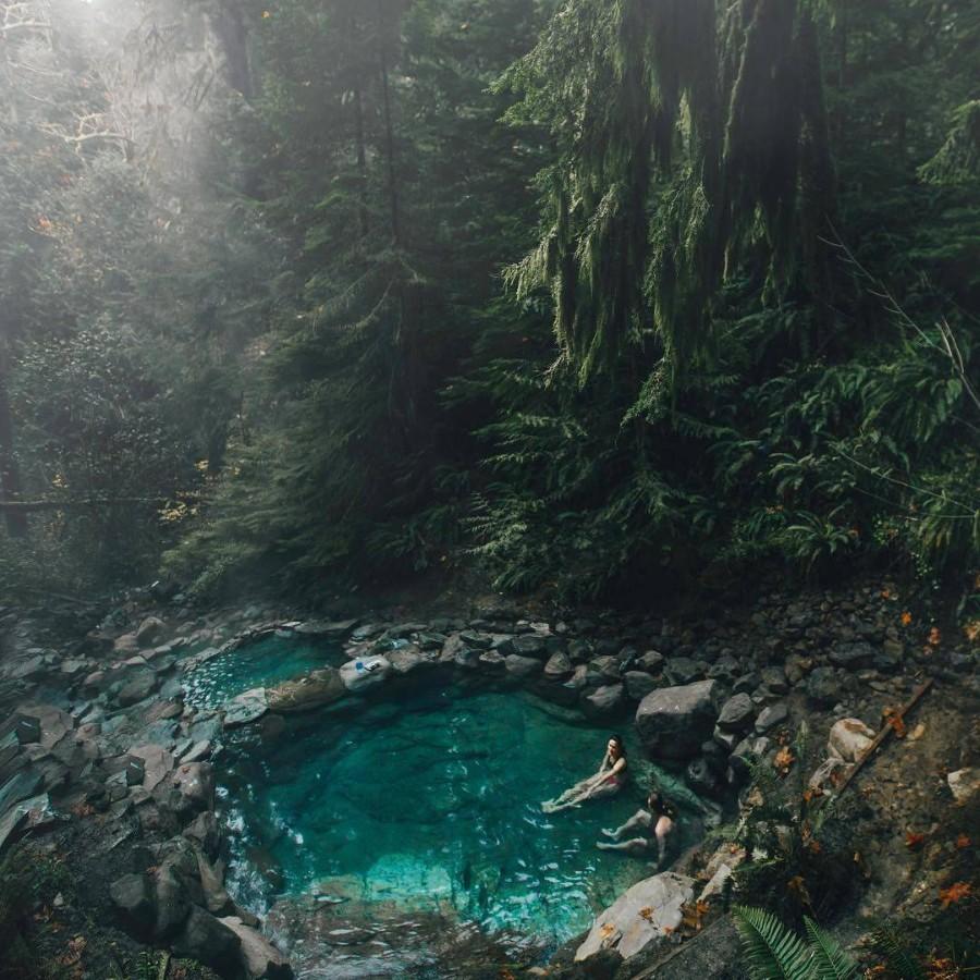 Природные ванны