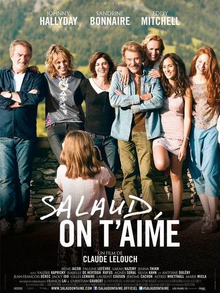 Мы любим тебя, мерзавец / Salaud, on taime (Клод Лелуш / Claude Lelouch) [2014, Франция, драма, комедия, HDRip] Sub Rus (Lisok) + Original Fre
