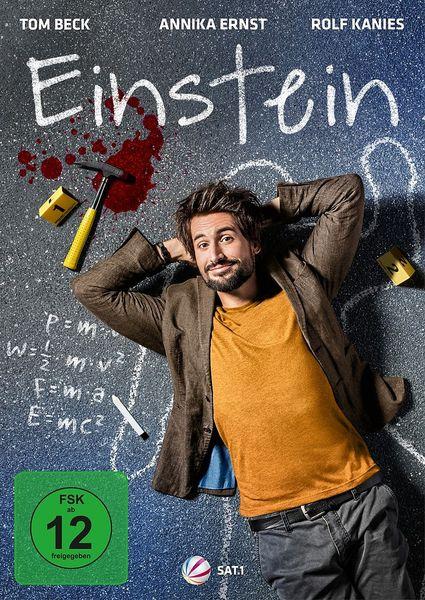 Эйнштейн: Начало / Einstein (Томас Ян / Thomas Jahn) [2015, Германия, Драма, криминал, DVB] MVO