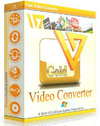 Freemake Video Converter 4.1.10.29 Gold