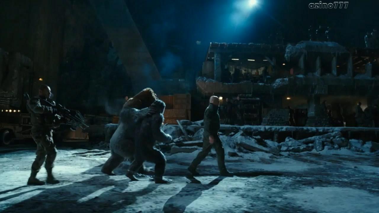 Планета обезьян: Война / War for the Planet of the Apes (2017) WEBRip 720p | Звук с TS