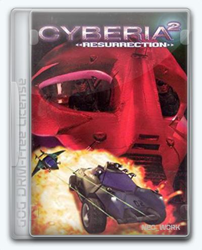 Cyberia 2: Resurrection (1995) [Multi] (1.0) License GOG