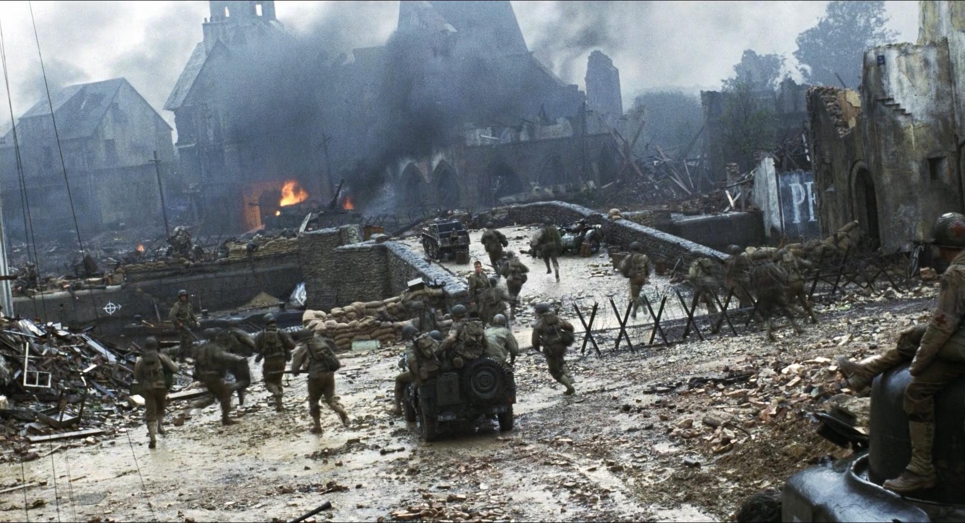 Спасти рядового Райана / Saving Private Ryan (1998) BDRip 1080p | 60 FPS