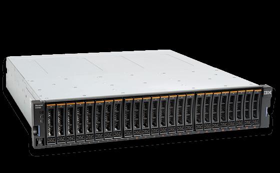 Дисковая СХД семейства IBM Storwize v3700