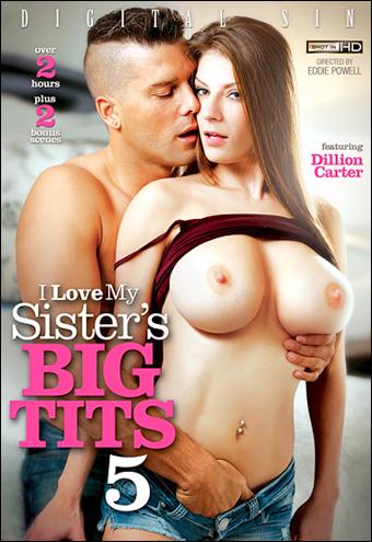 Digital Sin - Я люблю большие сиськи моей сестры 5 / I Love My Sister's Big Tits 5 (2015) DVDRip