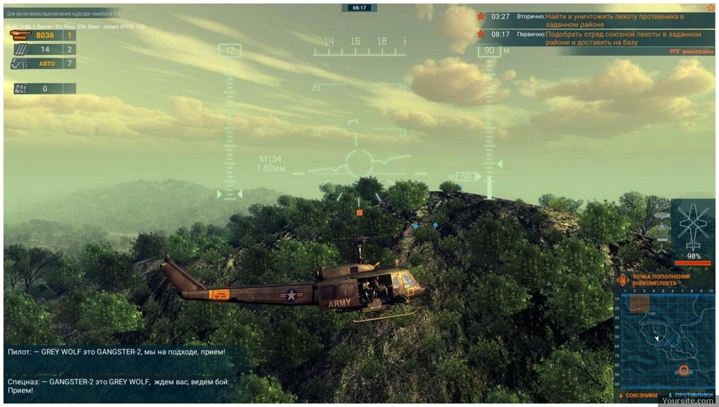 Heliborne: Deluxe Edition (2017/PC/Русский), Repack от Other s