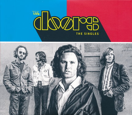 The Doors - The Singles (2017) 1973 [AC3 4.0 CD-DA|44.1/16|image+cue|BD-Audio] <rock, psychedelic rock, blues rock>