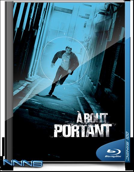 Три часа на побег (В упор) / À bout portant (Point Blank) (2010) BDRip 1080p