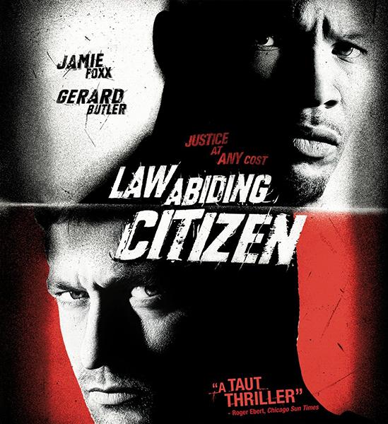 Законопослушный гражданин / Law Abiding Citizen (2009) WEB-DLRip-AVC | D | Theatrical Cut | Open Matte