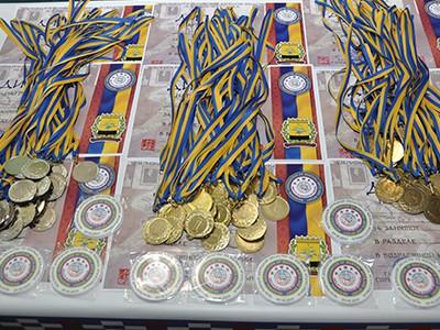 Чемпионат Донецкой области, посвященный всемирному дню карате