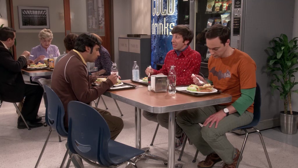 Теория большого взрыва / The Big Bang Theory [11x01-05 из 24] (2017) HDTVRip-AVC | Кураж-Бамбей