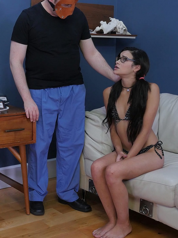 [Assylum.com] Eden Sin - Starving for Domination: Part 1 [2017 г., BDSM, Rough Oral, Spitting, Caning, Crying, Face Pain, Face Slapping, Gagging, Punishment, Heavy Degradation, Alternative Lube, Anal, 1080p, HDRip]
