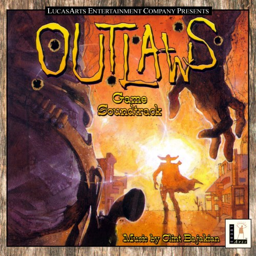Clint Bajakian - Outlaws (Game Soundtrack) (1997) [FLAC|Lossless|tracks] <Soundtrack>