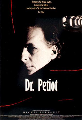 Доктор Петио / Docteur Petiot (1990) DVDRip [VO]