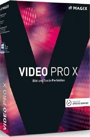 MAGIX Video Pro X9 15.0.5.211 (x64) + Content [Ru/En]