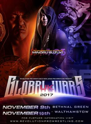 RPW. Global Wars UK 2017 Night 1