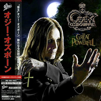 Ozzy Osbourne - The Great and Powerful [2CD] (2017) MP3