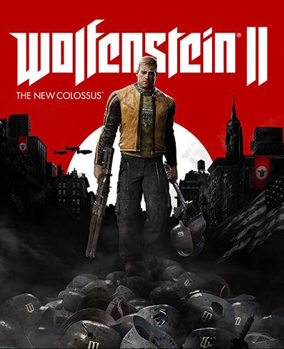 Wolfenstein II: The New Colossus (2017) WEBRip 720p | 60 fps | D