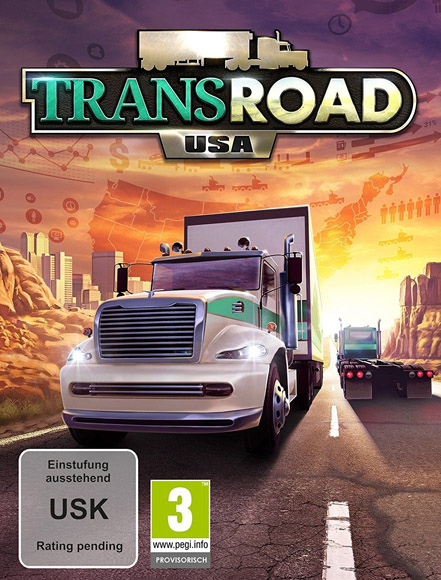 TransRoad: USA (2017) PC | RePack от xatab