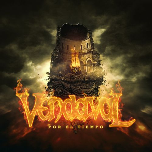 (Power Metal) Vendaval - Por El Tiempo - 2017, MP3, 320 kbps