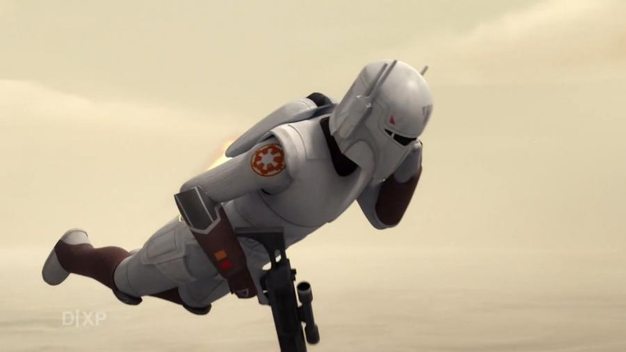 Звездные Войны: Повстанцы / Star Wars: Rebels [04x01-09 из 14] (2017) HDTVRip 720p | LevshaFilm