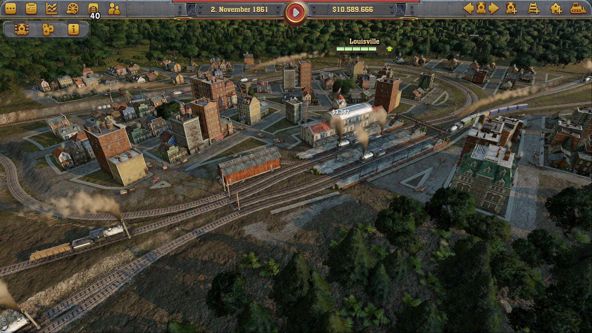 Railway Empire [v 0.0.1-15007] (2017) PC | RePack от qoob